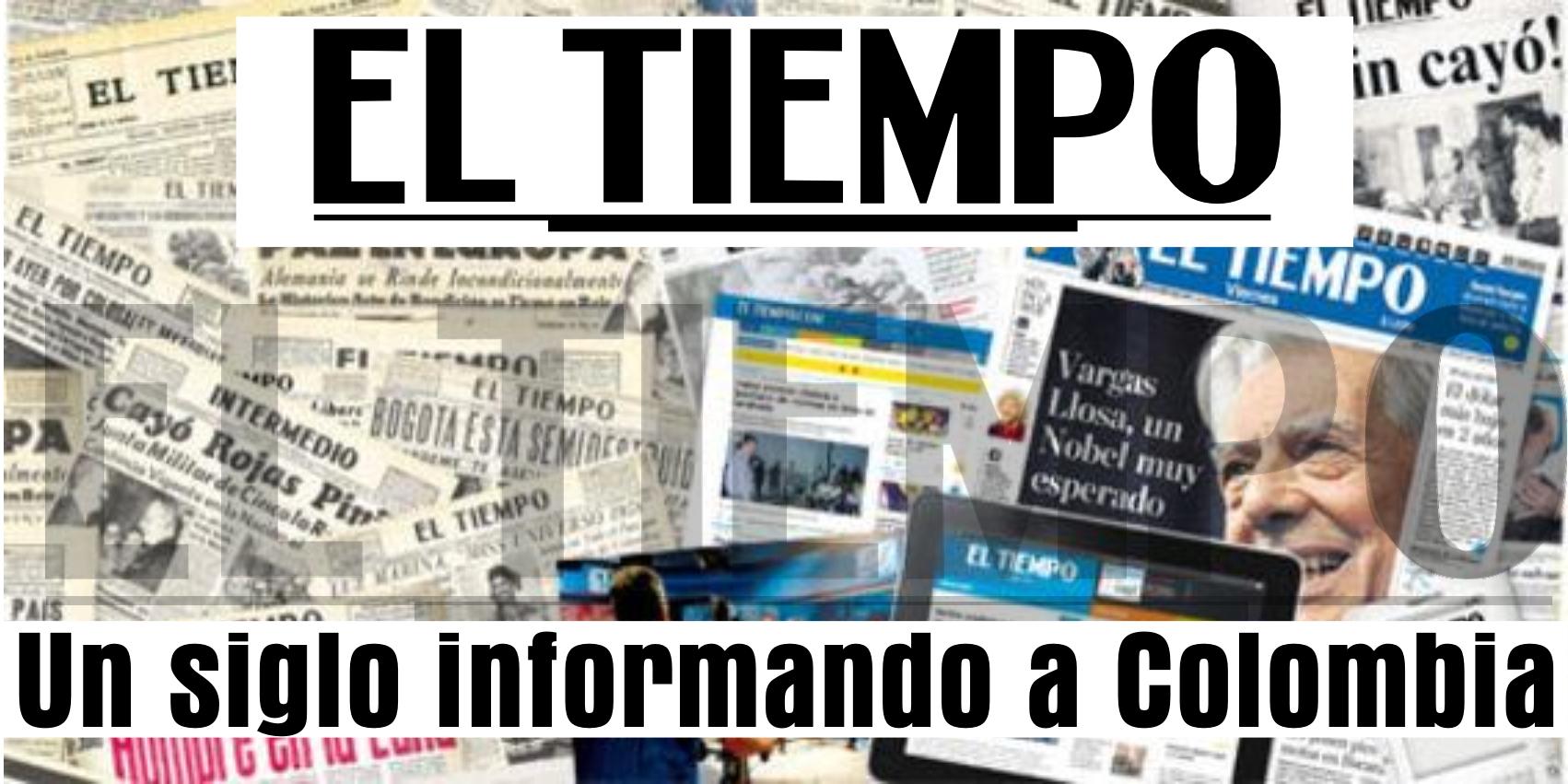 Periódico El Tiempo, Un siglo informando a Colombia.