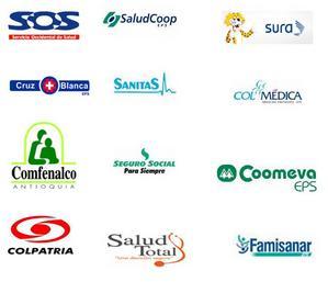 Afiliamos a todas las EPS en Colombia