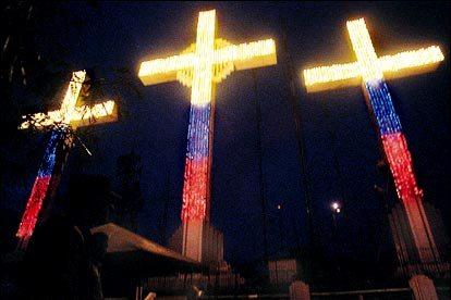 el cerro de las tres cruces en cali