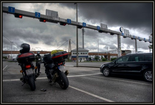 Cobro de peajes para motos