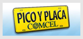PICO Y PLACA DE COMCEL COLOMBIA