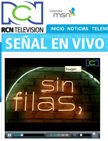 Cana RCN television