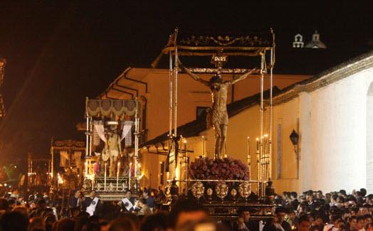 Celebre fiestas de semana santa en popayan