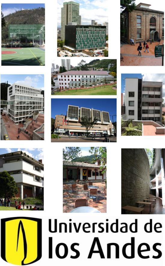 La universidad privada de los Andes