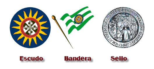 Simbolos de la Universidad Santo Tomas