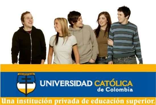 Universidad Catolica de Colombia, En los Programas de Pregrado se cuenta actualmente con 10.300 alumnos