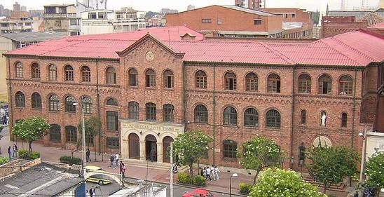 Universidad Santo Tomas, Bogota, sede central