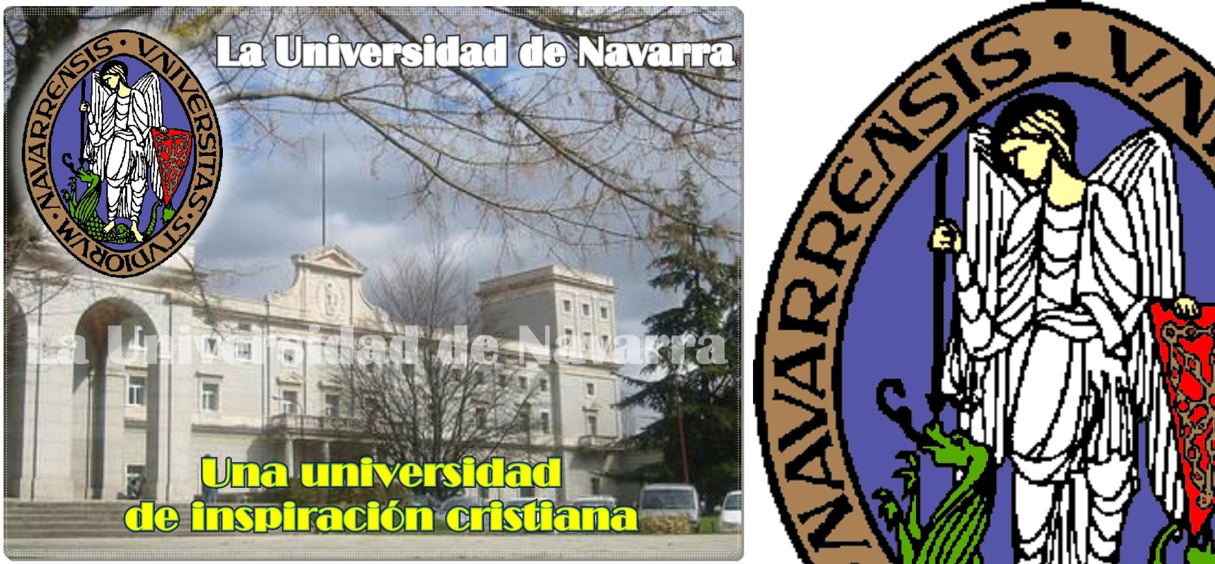 La Universidad de Navarra, una universidad de inspiración cristiana