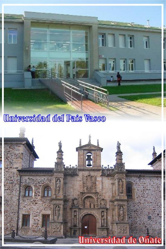 Universidad de lejona universidad del pais vasco for Universidad cocina pais vasco