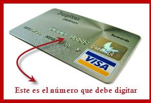 plastico de tarjetas de credito