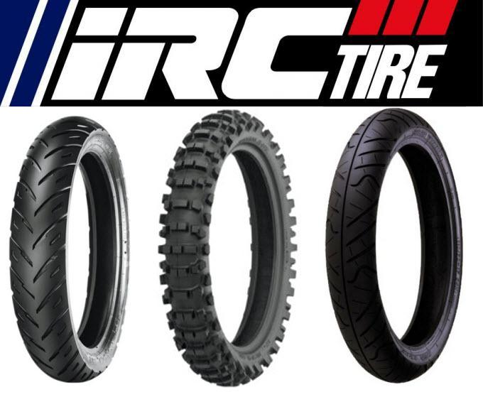 Llantas IRC Tires