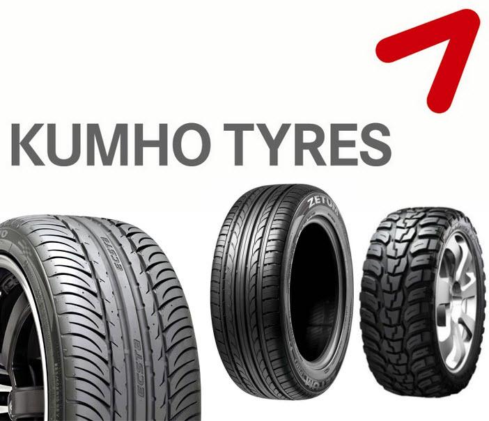 Llantas Kumho Tyres