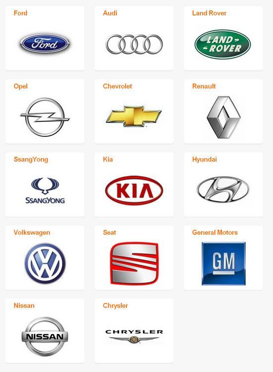 Marcas de autos aliadas con Hankook