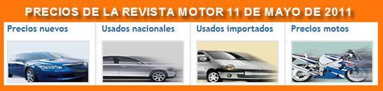 Precios revista motor wwwcarroyacom carros usados y html for Espaillat motors vehiculos usados
