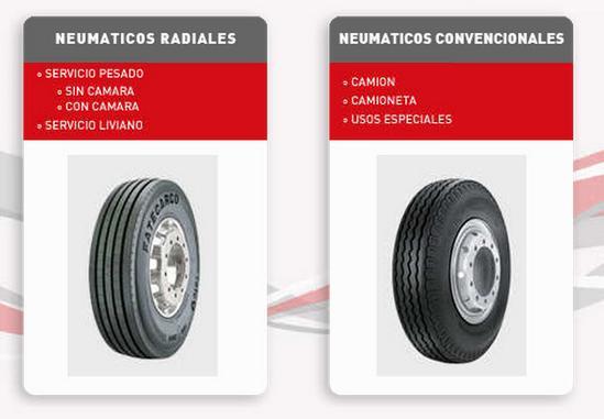 Llantas Fite Tires - Transporte