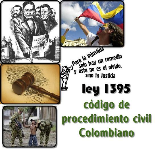 ley 1395