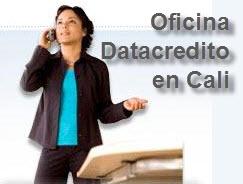 Oficina o centro de Atención para consultar Datacredito en Cali