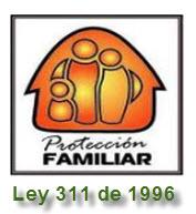 Ley de Registro Nacional de protección familiar en Colombia