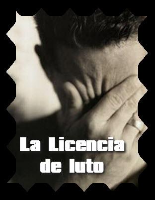 Ley General para la Licencia de luto