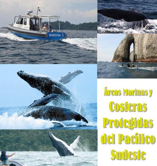 Ley 12 de 1992 en Colombia, Conservación y Administración de las Áreas Marinas y Costeras Protegidas del Pacífico Sudeste