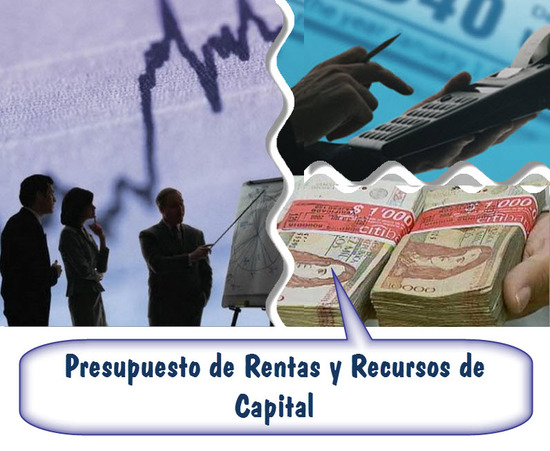 ley general presupuestos: