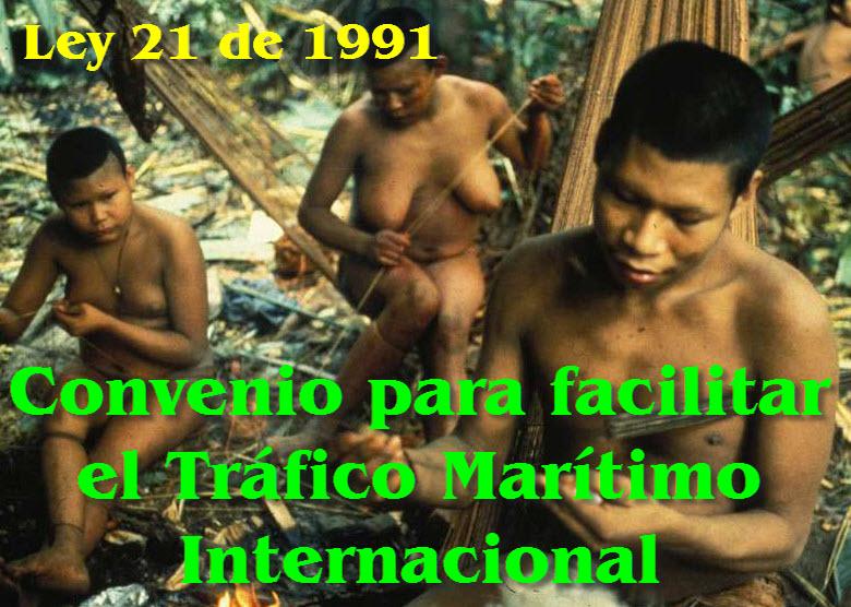 Ley o Convenio sobre pueblos indígenas y tribales en países independientes