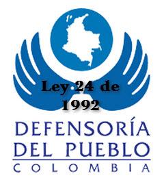 Ley General de la Organización y Funcionamiento de la Defensoría del Pueblo