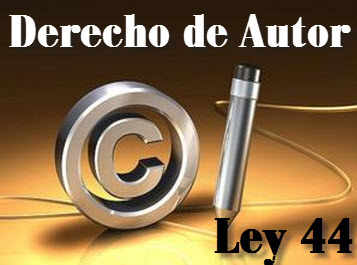ley 44 1993 colombia: