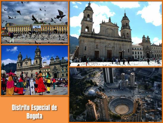 Ley 8 de 1991 en Colombia, Distrito Especial de Bogota