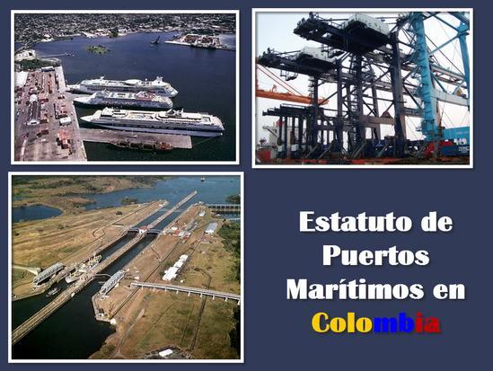 Estatuto de Puertos Marítimos