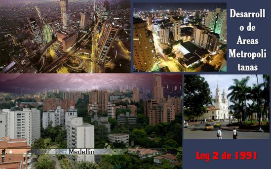 Ley 2 de 1991 en Colombia
