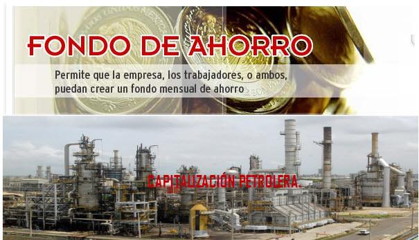 Ley del fondo de ahorro y estabilización petrolera.