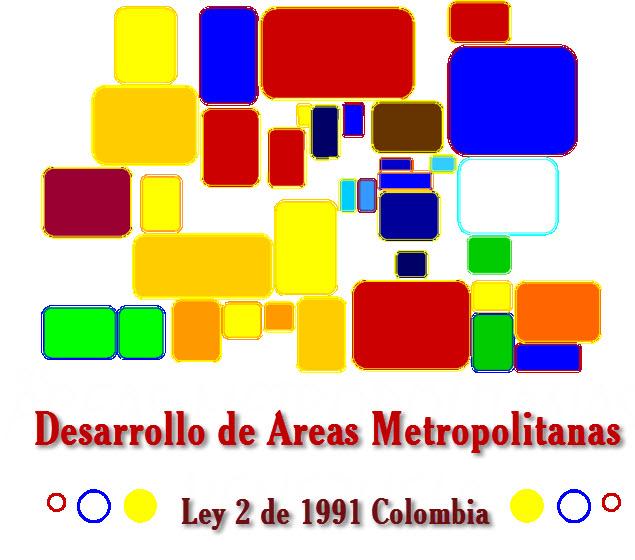 Ley General para el Plan de Desarrollo de Areas Metropolitanas