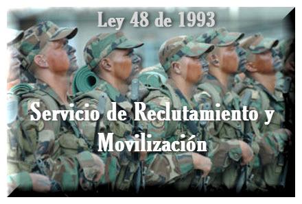 Ley General para el Servicio de Reclutamiento y Movilización