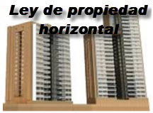 ley propiedad horizontal actual: