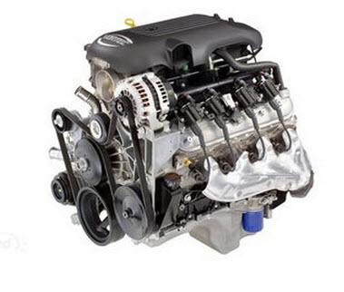 Chevrolet Tahoe 2011 motor