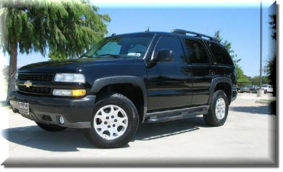 Chevrolet Tahoe AT 4x4