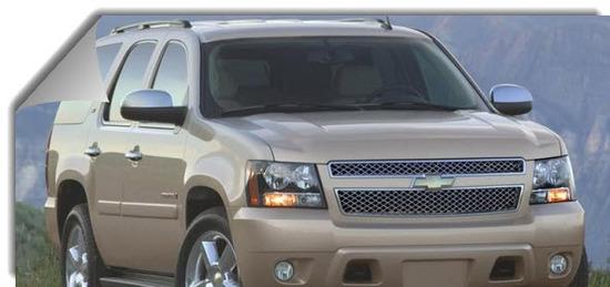 Chevrolet Tahoe Elegance 5.3 L
