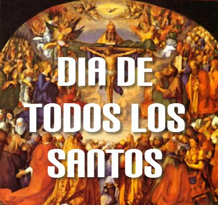 El dia de todos los Santos en Colombia