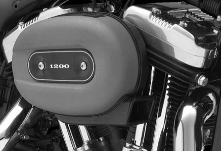 Harley Davidson Nightster, motor