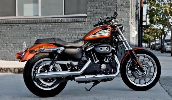Harley Davidson Sportster XL 883 Low, admirala!