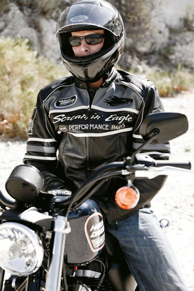 Harley Davidson Sportster XL 883 Low, dominala!