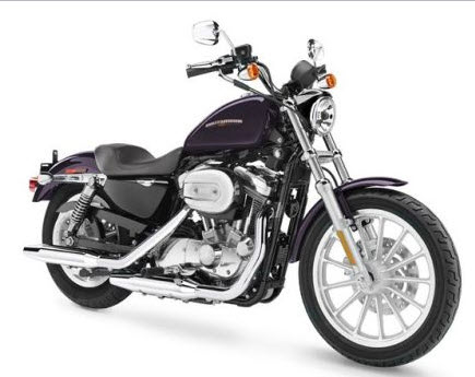 Harley Davidson Sportster XL 883 Custom
