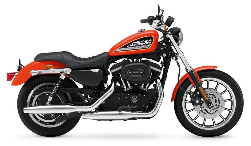 Harley Davidson Sportster XL 883 Low