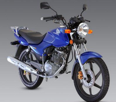 Honda CB 125 E
