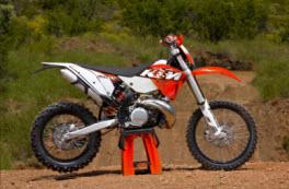 KTM 300 EXC-E en Colombia