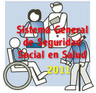 Ley General del Sistema General de Seguridad Social en Salud