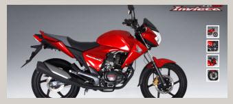 Moto CB 150 Invicta