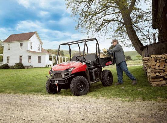 Ranger 400, ideal para el campo