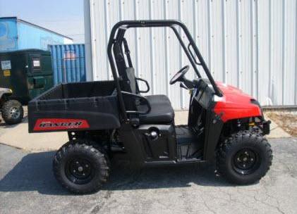 Ranger 400 2011, Lado derecho